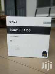 Sigma 85mm Art F1.4 New | Cameras, Video Cameras & Accessories for sale in Greater Accra, Achimota