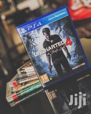 Uncharted 4 A Thief's End PS4 CD | Video Games for sale in Greater Accra, Ga West Municipal