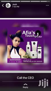 Afia'S Touch And Natural Products | Hair Beauty for sale in Greater Accra, Achimota