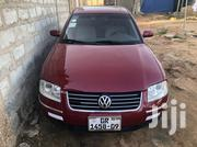 Volkswagen Passat 2002 1.8 Automatic Red | Cars for sale in Greater Accra, Ashaiman Municipal