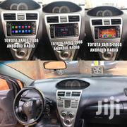 Toyota Yaris 2008 Android Radio Navigation | Vehicle Parts & Accessories for sale in Greater Accra, South Labadi