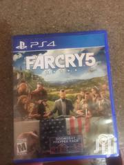 Far Cry 5 For Playstation 4   Video Games for sale in Greater Accra, Teshie-Nungua Estates