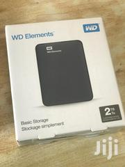 2TB WD Element Hard Drive | Computer Hardware for sale in Greater Accra, Mataheko