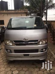 Toyota HiAce 2008 Silver | Buses & Microbuses for sale in Greater Accra, Ga West Municipal