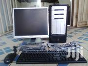 Asus Desktop 19 Inches 250 Gb Hdd Core 2 Duo 4 Gb Ram | Laptops & Computers for sale in Greater Accra, Tesano