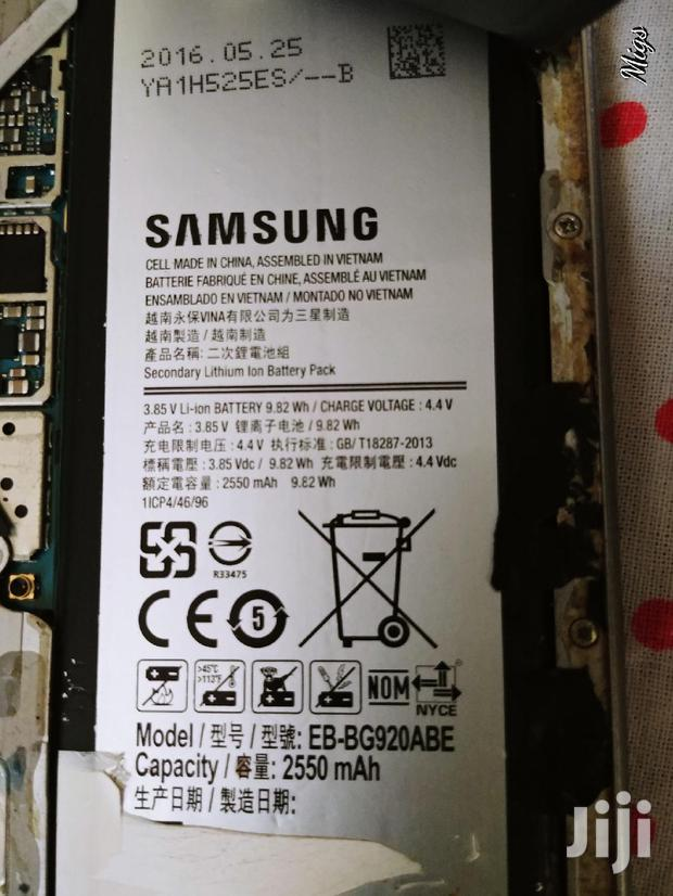 Archive: Samsung Galaxy S6 Battery