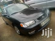 Toyota Corolla 2002 Black | Cars for sale in Greater Accra, Kwashieman
