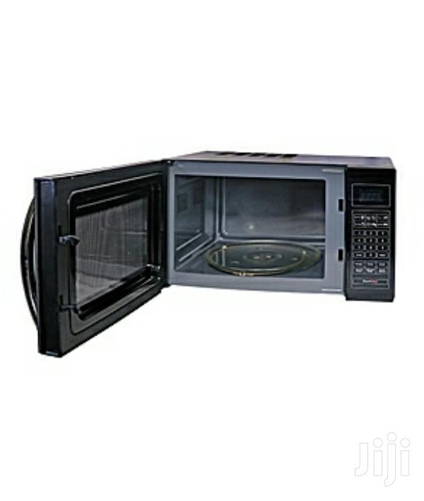 Archive: Chigo Digital Microwave Oven - 23 Litres Black