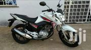 Honda CB 2018 White | Motorcycles & Scooters for sale in Eastern Region, Kwahu North