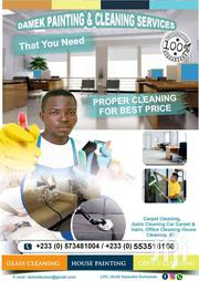 Damek Painting & Cleaning Service | Automotive Services for sale in Greater Accra, Darkuman