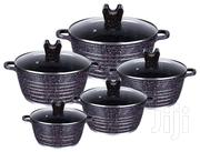 Die Cast Ceramic Non Stick Cookware Set | Kitchen & Dining for sale in Greater Accra, Cantonments
