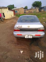 Toyota Corolla 2000 X 1.3 Automatic Gray | Cars for sale in Greater Accra, Nungua East