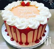 Strawberry Cake With Swiss Butter Cream | Meals & Drinks for sale in Greater Accra, Kwashieman