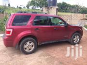 Ford Escape 2008 Red | Cars for sale in Brong Ahafo, Sunyani Municipal