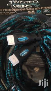 Twisted Veins HDMI 2.0 Cable | TV & DVD Equipment for sale in Ashanti, Kumasi Metropolitan