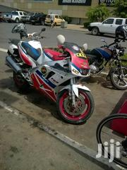 Yamaha FZ 2002 Red | Motorcycles & Scooters for sale in Greater Accra, Dansoman