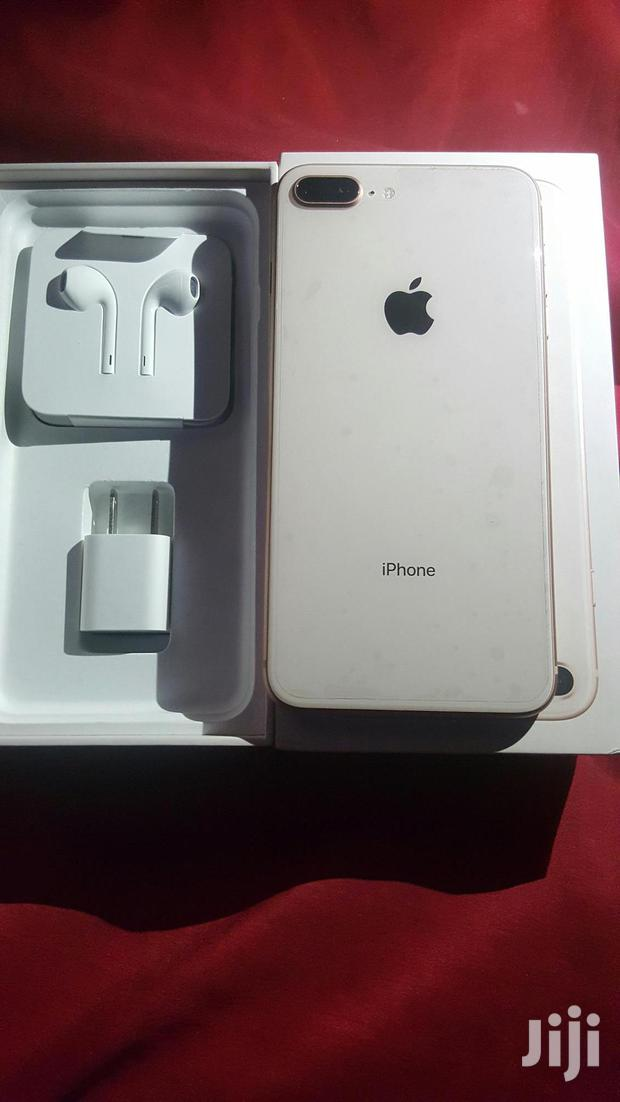 Archive: New Apple iPhone 8 Plus Gold 256 GB