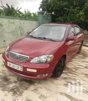 Toyota Corolla 2005 Red | Cars for sale in Upper East Region, Builsa