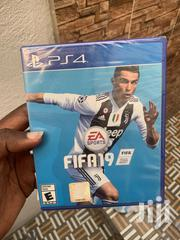 FIFA 19 Game CD For PS4   Video Games for sale in Greater Accra, Abelemkpe