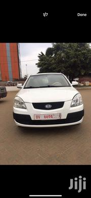 Kia Rio 1.6 LX 2008 White | Cars for sale in Greater Accra, Tema Metropolitan