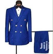 Royal Blue Double Breasted Suit | Clothing for sale in Greater Accra, East Legon