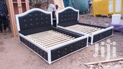 Double Beds With Two Cabinet. | Furniture for sale in Greater Accra, Achimota