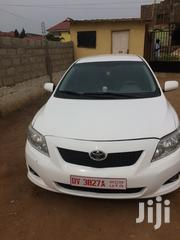 Toyota Corolla 2010 White | Cars for sale in Greater Accra, Burma Camp