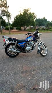 2018 Blue | Motorcycles & Scooters for sale in Eastern Region, Asuogyaman