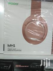 Sodo Mh1 Wireless Headset + Twist Out Speaker | Audio & Music Equipment for sale in Greater Accra, Dzorwulu