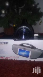 WSTER MULTIMEDIA WIRELESS SPEAKER | Audio & Music Equipment for sale in Greater Accra, Airport Residential Area