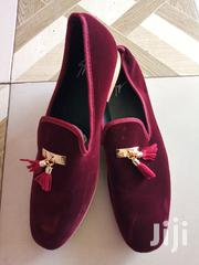 Men's Easy Slip On Loafers-wine | Shoes for sale in Greater Accra, Ga East Municipal