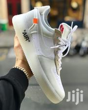 Original Nike Air Force Off White   Shoes for sale in Greater Accra, Accra Metropolitan