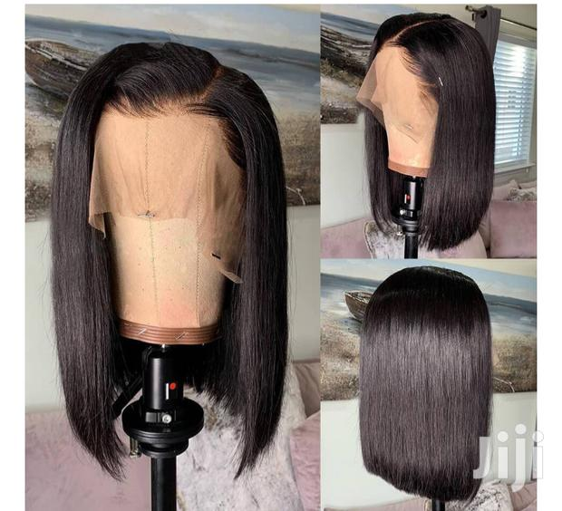 Archive: Frontal Blunt Wig