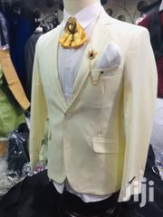 Slim Fit Cream Suits Available   Clothing for sale in Greater Accra, Accra Metropolitan