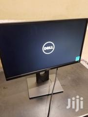 Dell IPS Monitor With VGA Display HDMI Display Digital Display 3.0 USB | Computer Monitors for sale in Greater Accra, Kwashieman