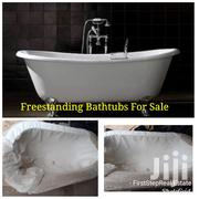 Freestanding All White Acrylic Bathtubs For Sale | Plumbing & Water Supply for sale in Greater Accra, Cantonments