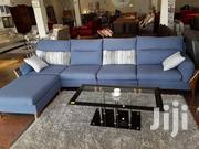 L-Shaped Fabric Sofa | Furniture for sale in Greater Accra, Achimota