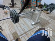 47kg Barbell | Sports Equipment for sale in Greater Accra, Odorkor