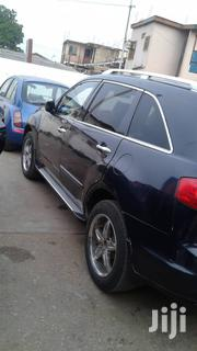 Acura MDX 2009 SUV 4dr AWD (3.7 6cyl 5A) Black | Cars for sale in Greater Accra, Accra Metropolitan