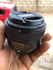 Slightly Used 35mm Lens For Nikon . F 1:2 | Cameras, Video Cameras & Accessories for sale in Greater Accra, Kwashieman
