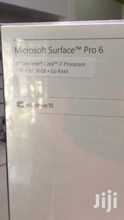 Microsoft Surfaced Pro 6 12.3 Inches 1 Tb SSD Core I7 16 Gb Ram | Computer Hardware for sale in Greater Accra, Kokomlemle