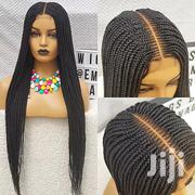 2x6 Lace Closure Braided Wig | Hair Beauty for sale in Greater Accra, East Legon