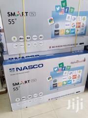 NASCO 55 Inches Smart Curve Tv | TV & DVD Equipment for sale in Greater Accra, Asylum Down
