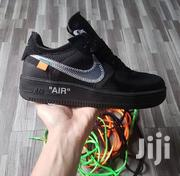 Original Nike Air Force Off White Black | Shoes for sale in Greater Accra, Accra Metropolitan