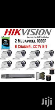Hikvision Turbo HD Surveillance KIT 8channel | Cameras, Video Cameras & Accessories for sale in Greater Accra, Tema Metropolitan