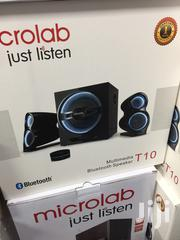 Microlab T10 Bluetooth Receiver Sounds Systems | Audio & Music Equipment for sale in Greater Accra, Asylum Down