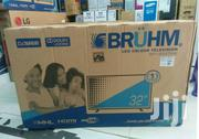 Bruhm 32''LED Satellite TV (Brand New) | TV & DVD Equipment for sale in Greater Accra, Osu