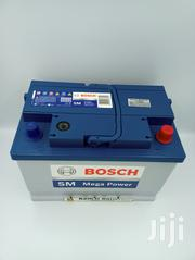 15 Plates Bosch Car Battery | Vehicle Parts & Accessories for sale in Greater Accra, North Kaneshie
