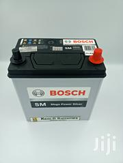 11 Plates Bosch Car Battery | Vehicle Parts & Accessories for sale in Greater Accra, Avenor Area