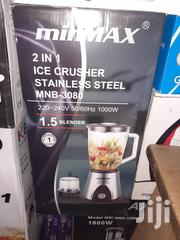 Minmax Ice Crusher Blender | Kitchen Appliances for sale in Greater Accra, Accra Metropolitan